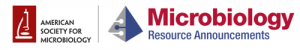 American Society for Microbiology - Microbiology Resource Announcements