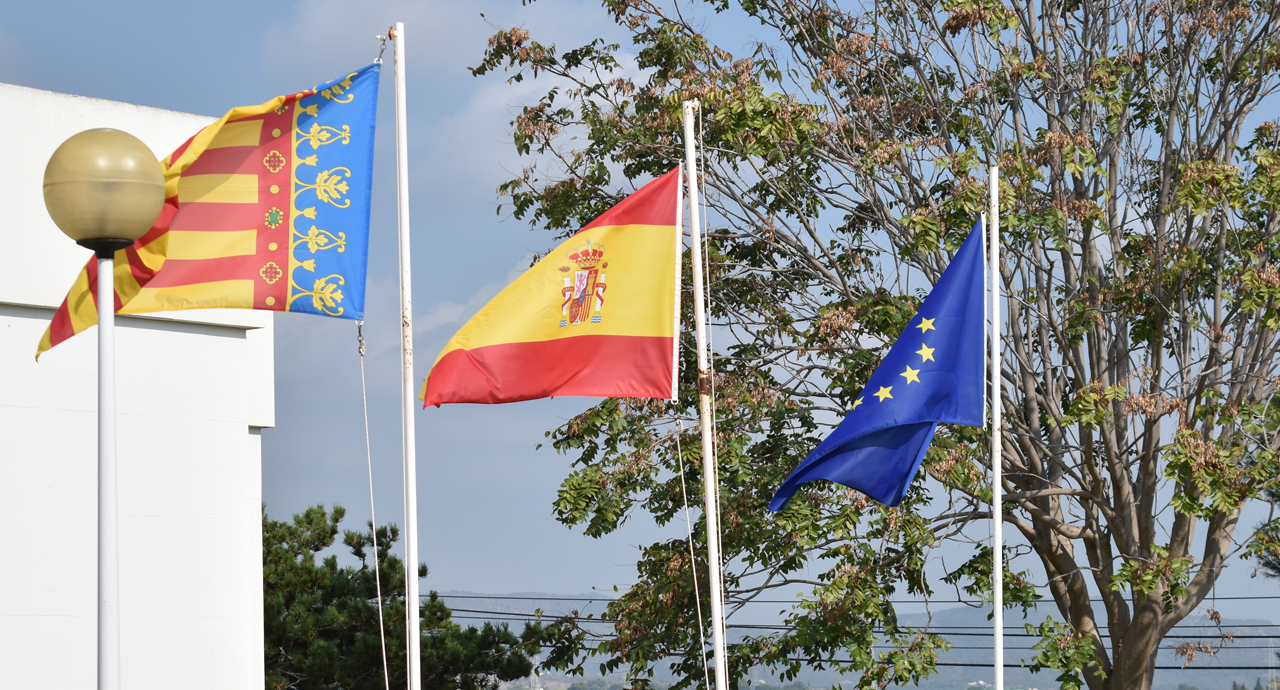 spain_UE-valenciana_flags_IVIA_valencia
