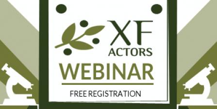 XF-ACTORS webinar xylella fastidiosa overview