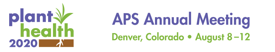 APS Annual Meeting: Plant Health 2020 Online