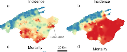 Phylogenetic inference enables reconstruction of a long-overlooked outbreak of almond leaf scorch disease (Xylella fastidiosa) in Europe
