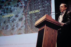 Donato Boscia 2020 John Maddox Prize